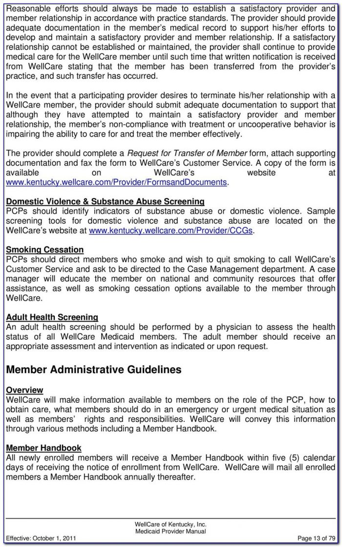 Wellcare Eft Enrollment Form