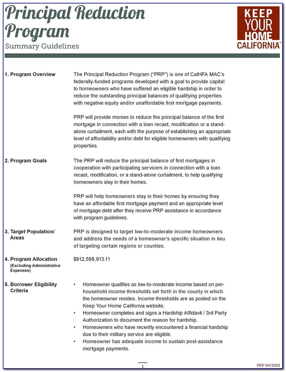 Wells Fargo Mortgage Assistance Form