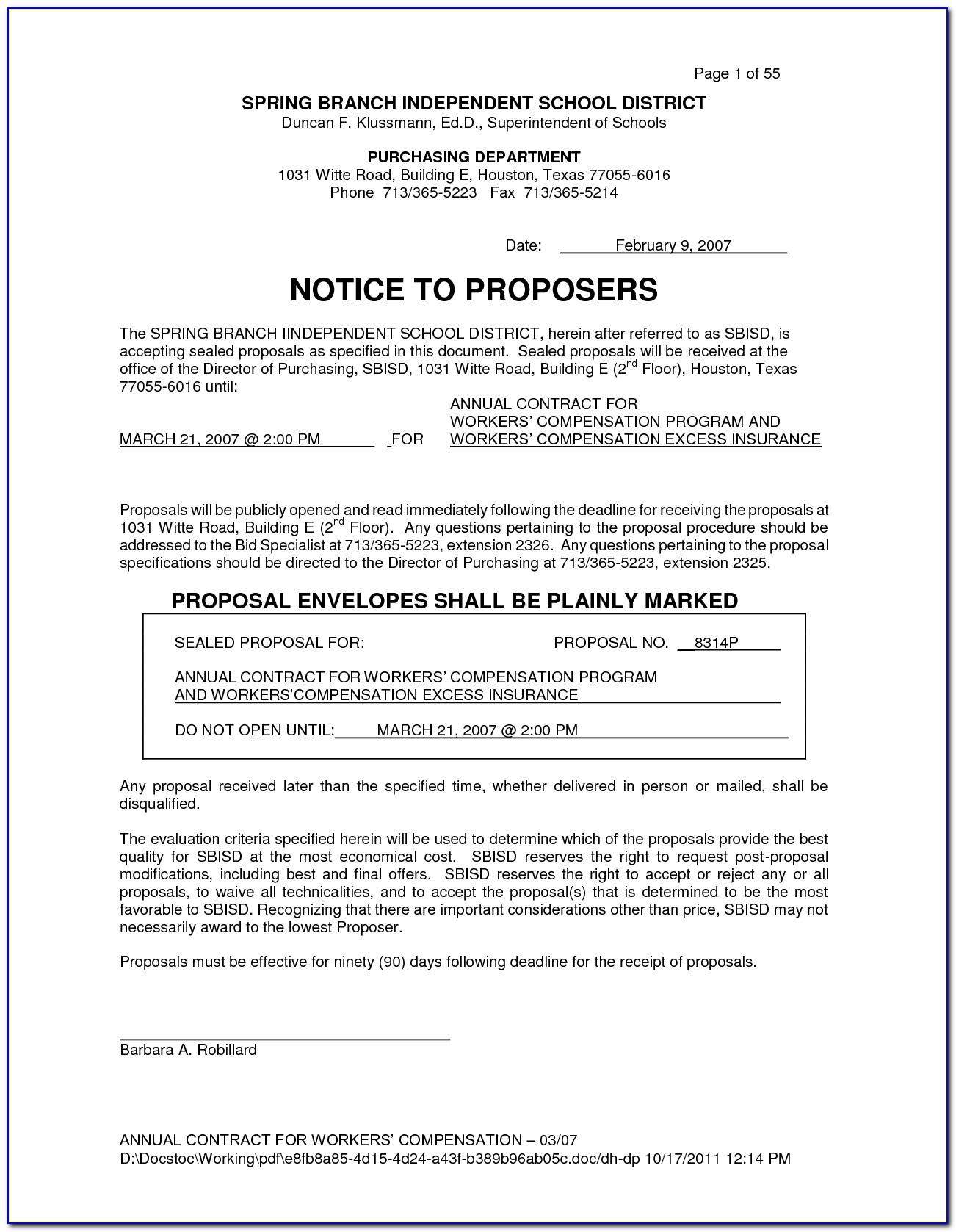 Workers Comp Waiver Form Texas