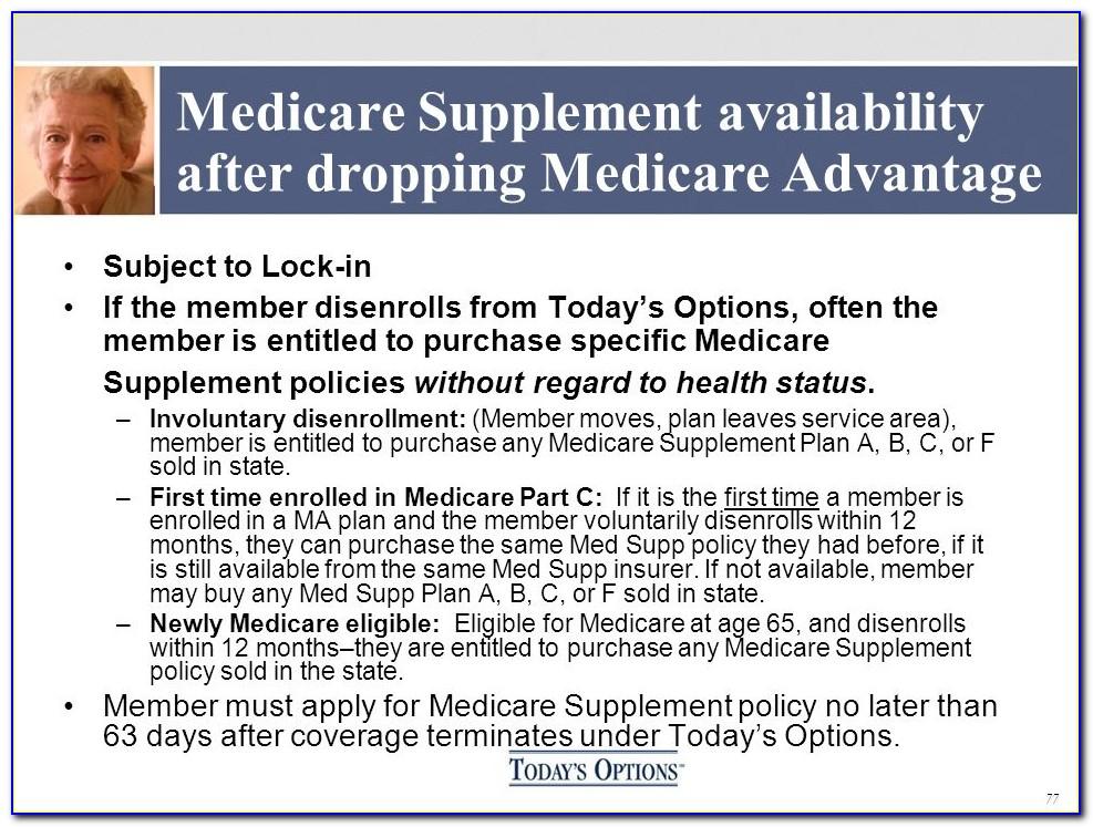 Aetna Medicare Advantage Disenrollment Form