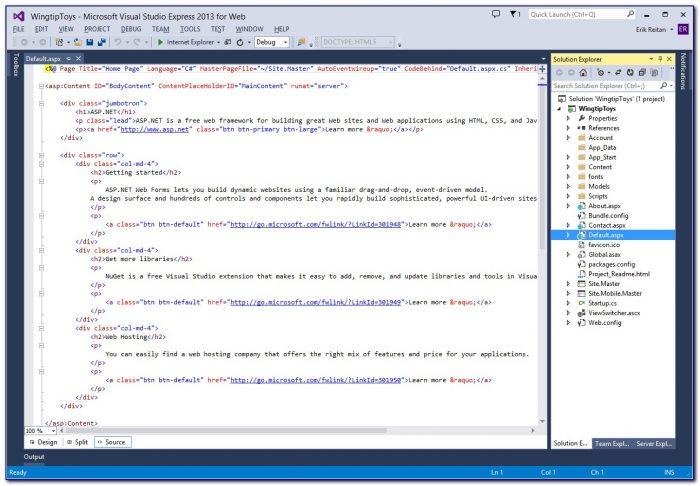 Asp.net Form Builder Source Code