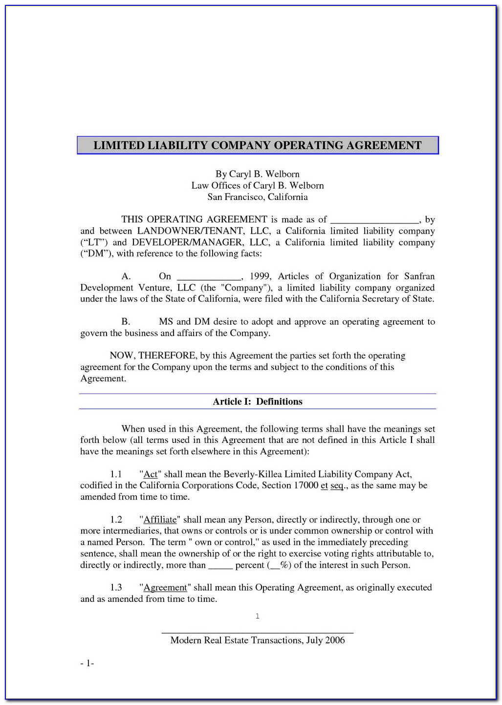 Benefits Of Forming An Llc In Nj
