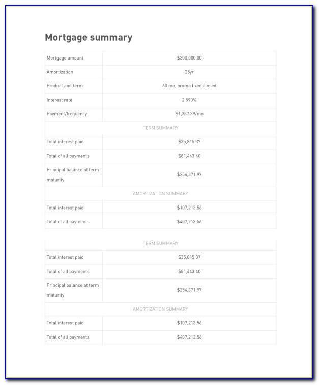 Chattel Mortgage Format