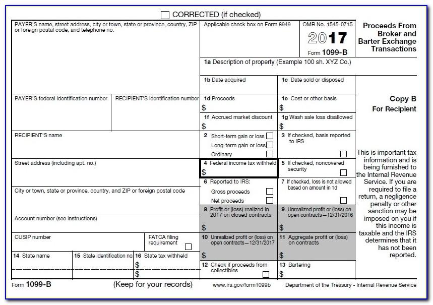 Blank 1099 Form Solid.graphikworks.co Regarding Blank 1099 Form