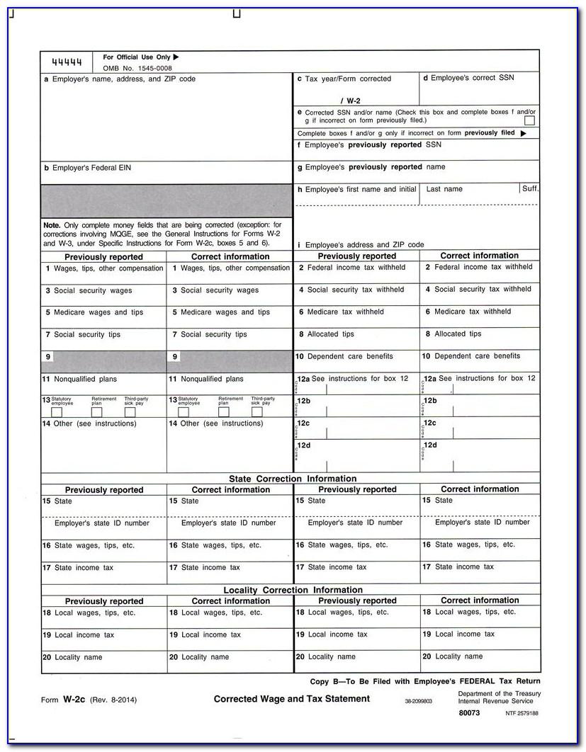 Copy Of Form 1040a