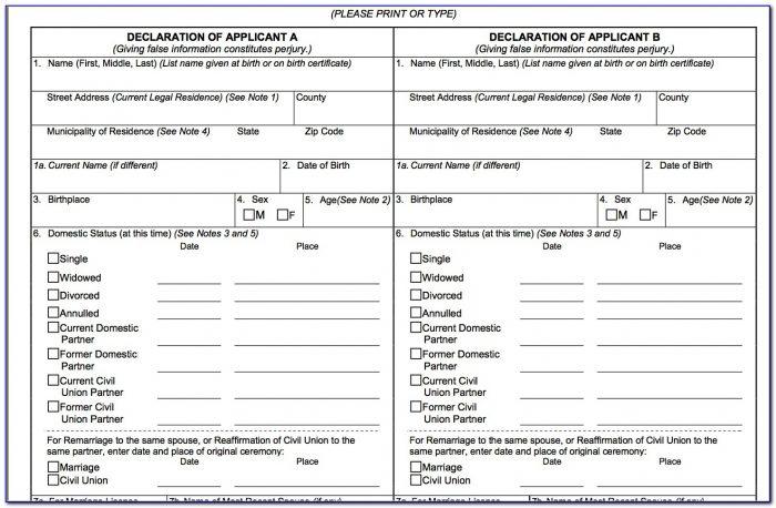 Divorce Paperwork In Nj