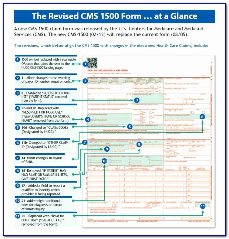 1500 Claim Form Template Unique Fillable Form Template From 1500 Claim Form ? Millbayventures