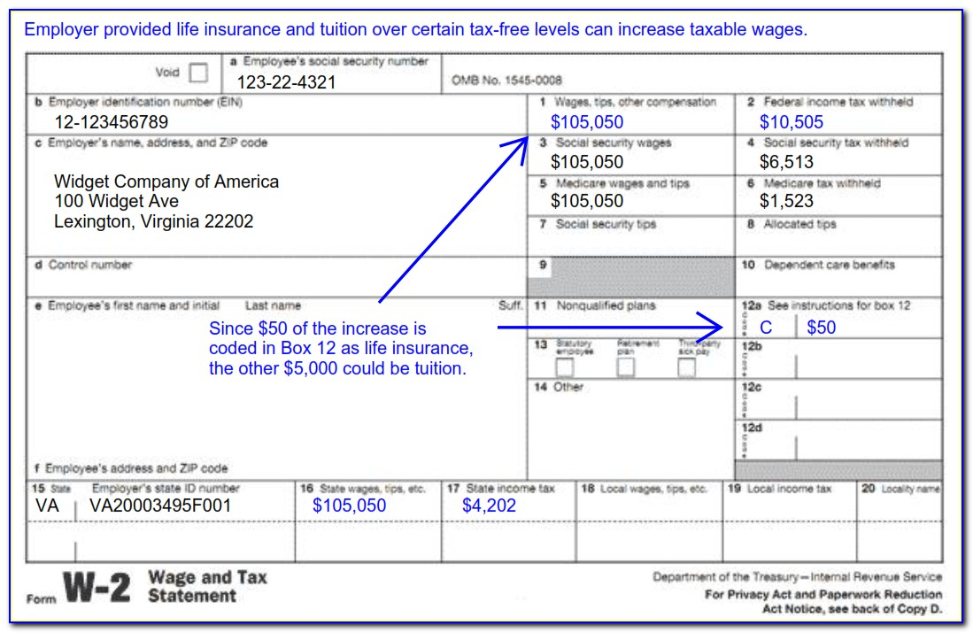Filing Income Tax Without W2 Form