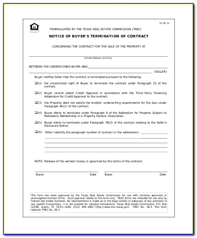 Florida Real Estate Contract Form Pdf
