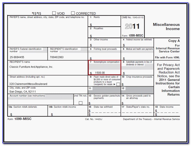 1099 form box 3  Form 113 Misc Box 13 Other Income - Form : Resume Examples ...