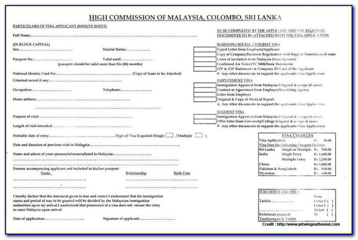 Form 48s Australian Visa