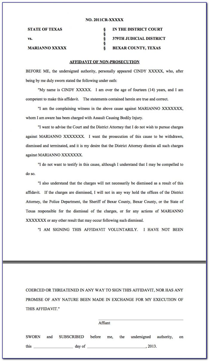 Free Bexar County Divorce Forms