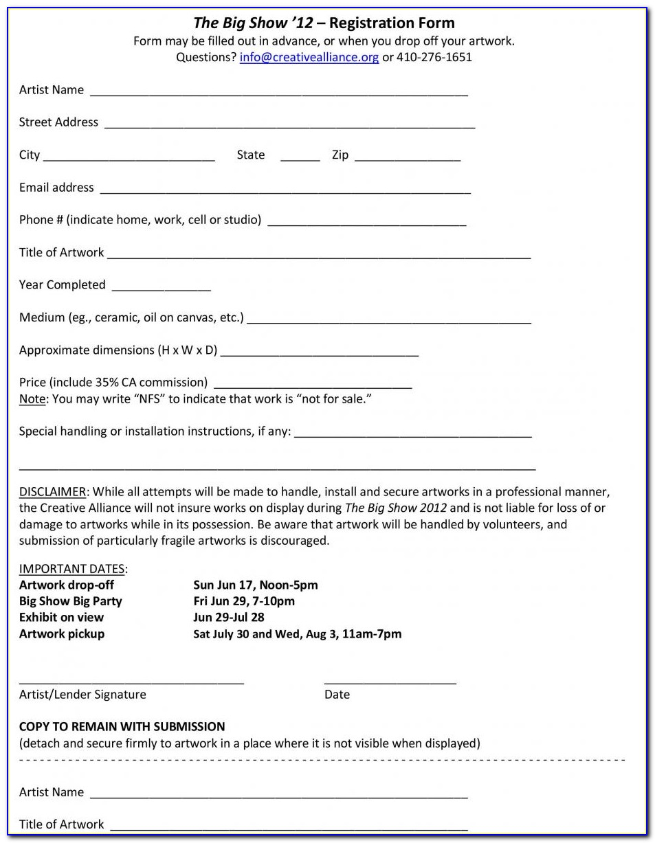 Free Loan Agreements Forms