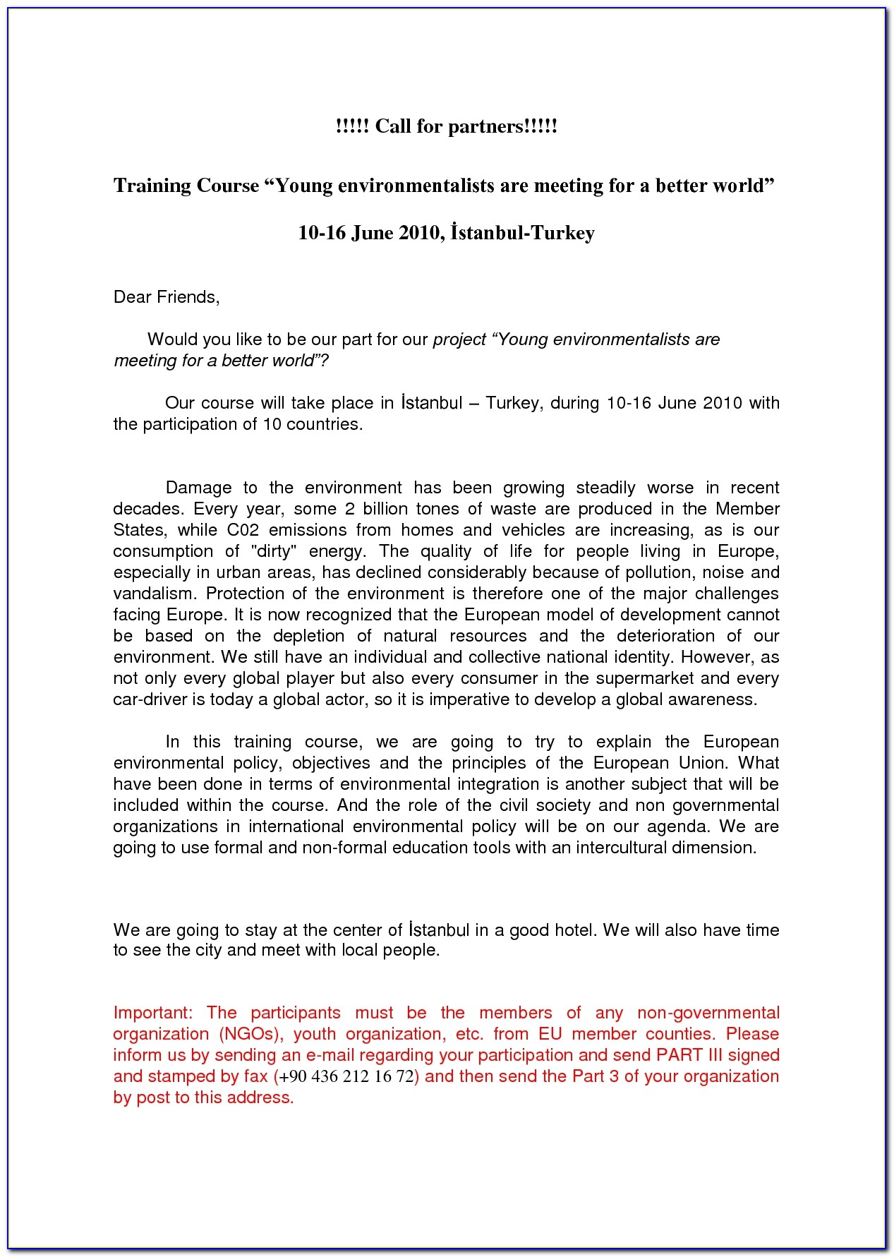 Cover Letter Format For Uk Tourist Visa With Regard To Letter Of Invitation For Uk Visa Template