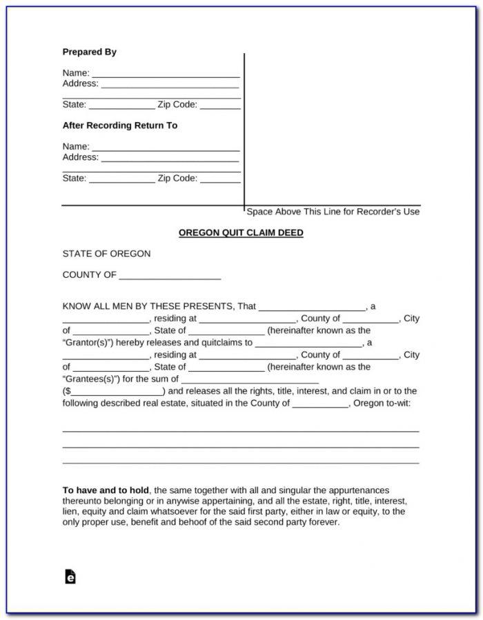 Grant Deed Form San Francisco County