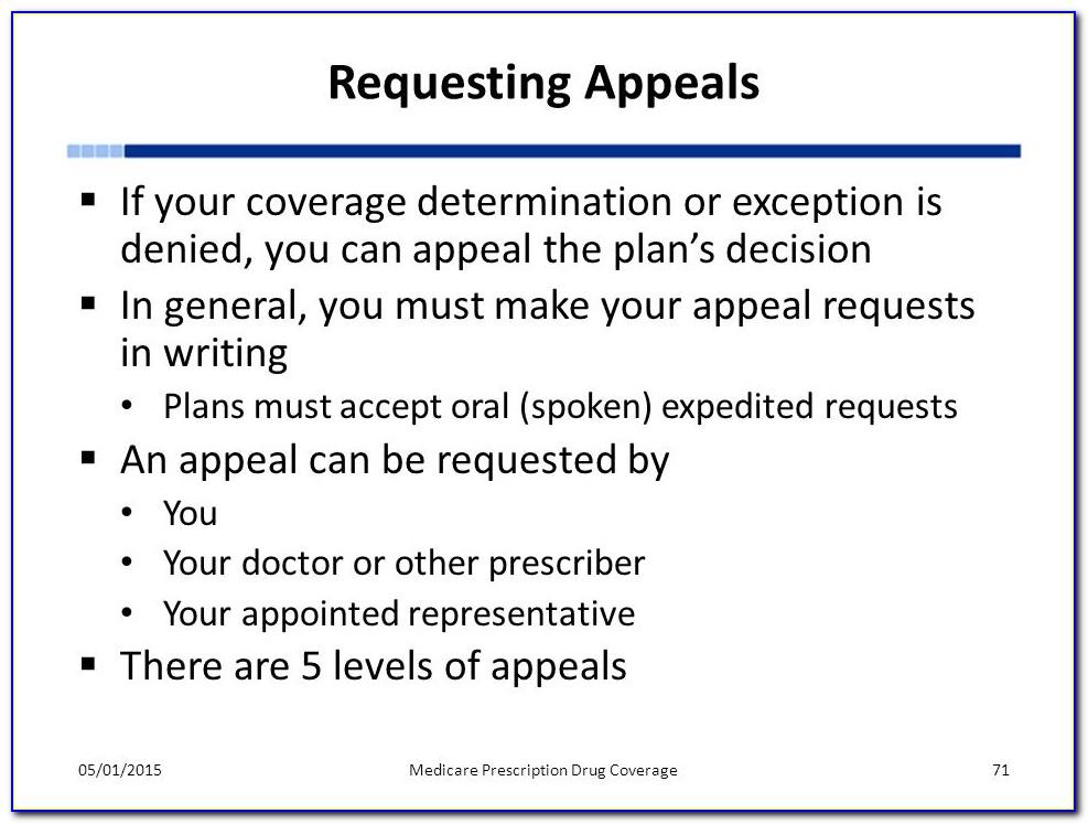 Humana Medicare Part D Tier Exception Form