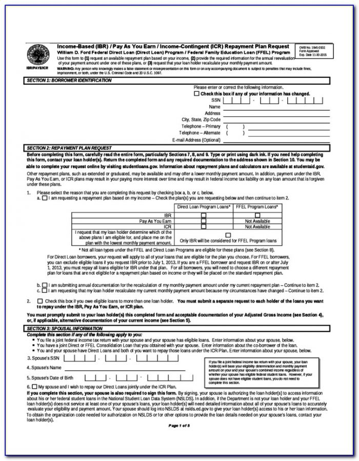 Irs Tax Forgiveness Form