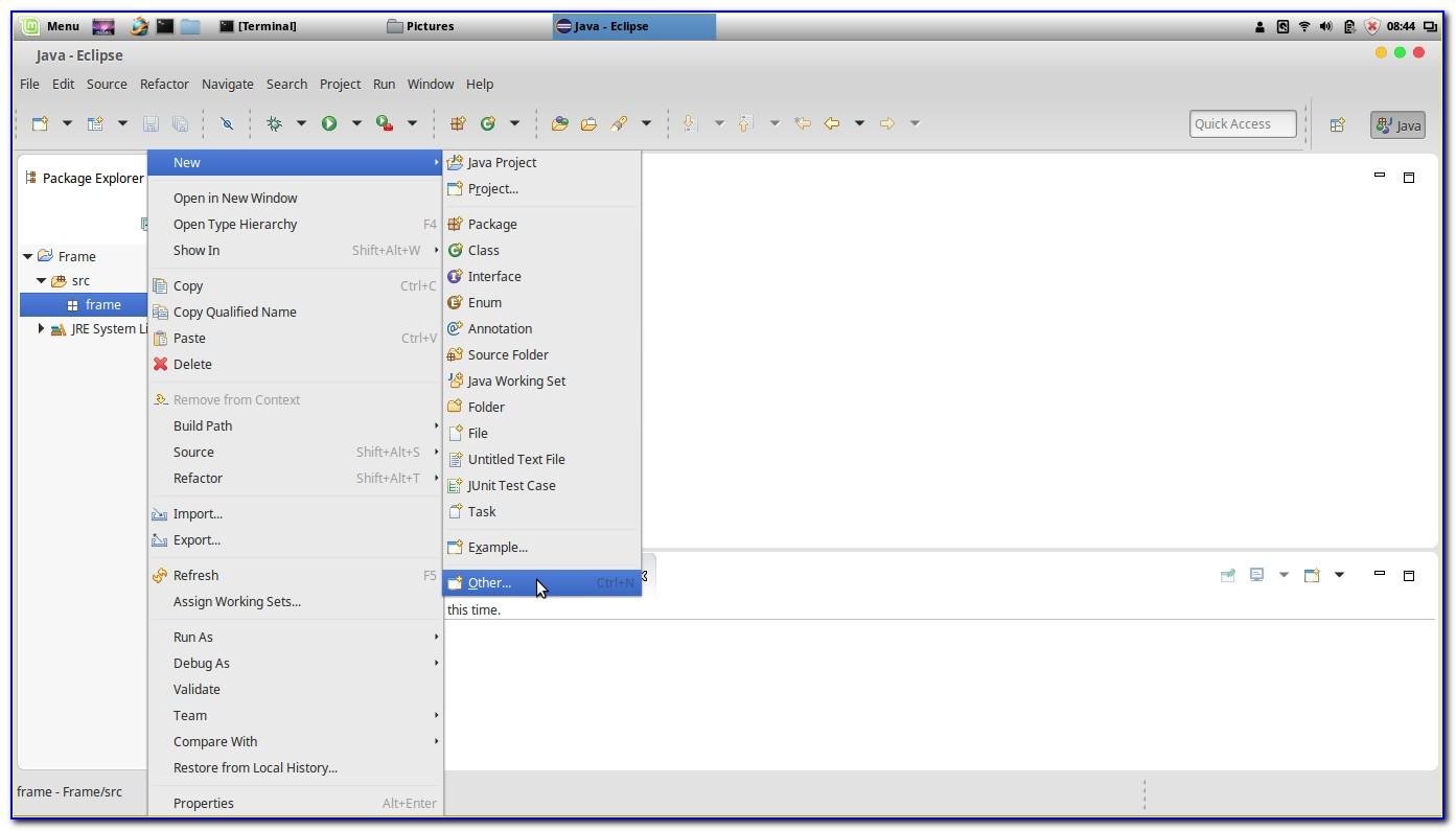 Java Dynamic Form Builder