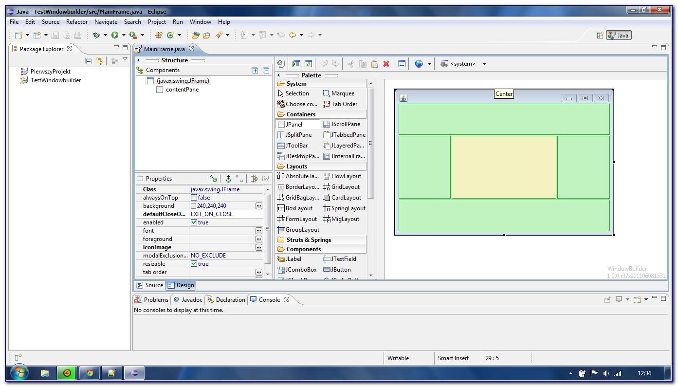 Java Form Builder Open Source
