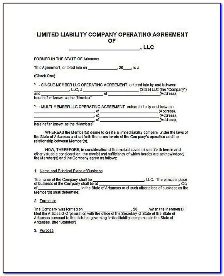 Llc Operating Agreement Florida Inspirational 282 Best Agreement Template Images On Pinterest