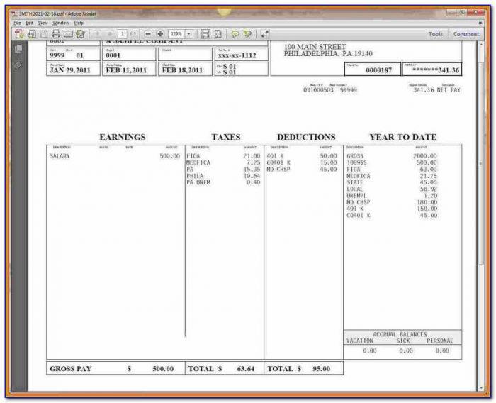 Mcdonalds W2 Tax Forms