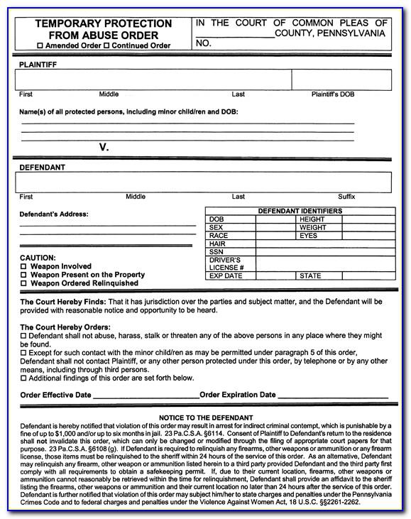 Montgomery County Texas Divorce Forms