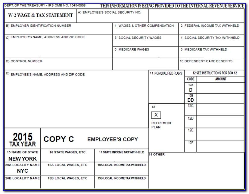 Msu W2 Request Form
