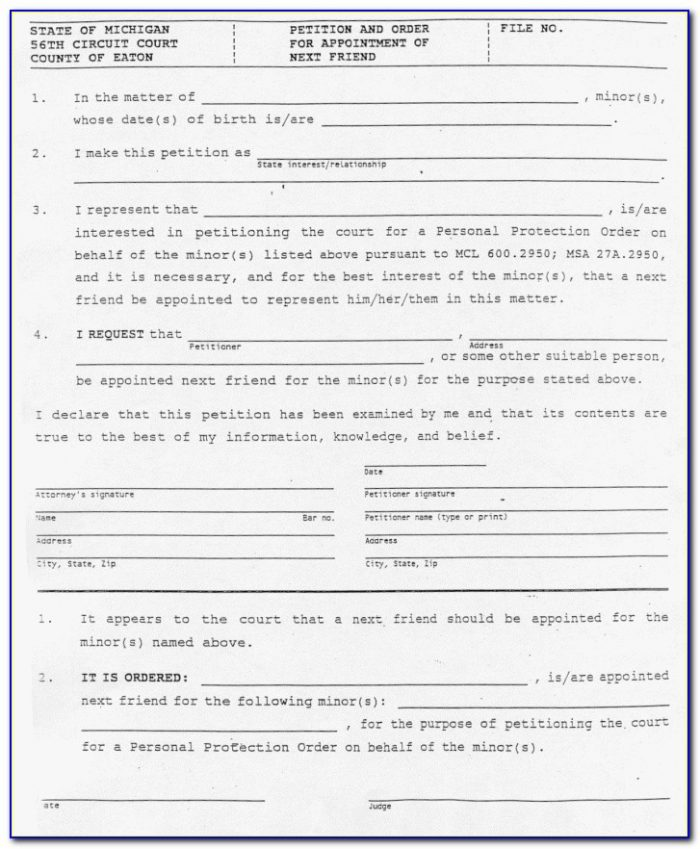 Oakland County Mi Divorce Filing