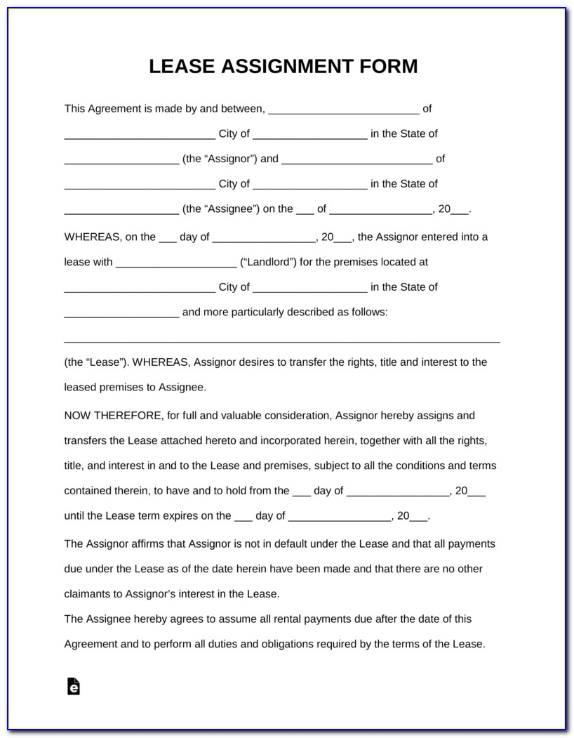 Office Lease Agreement Form Pdf