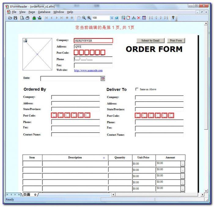 Online C# Form Builder