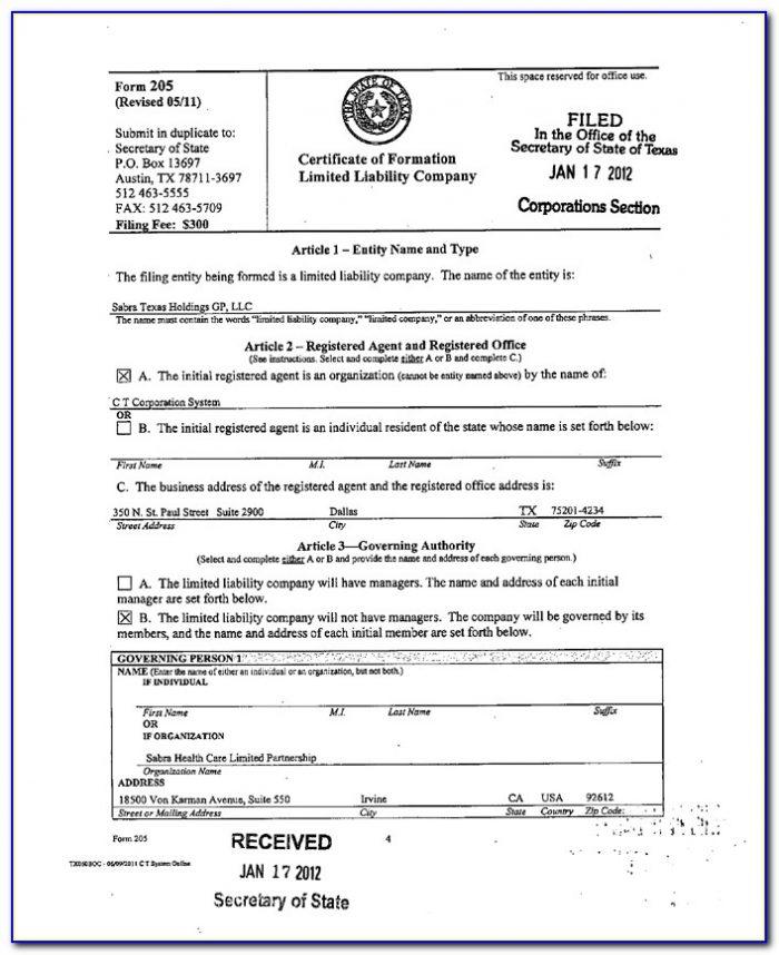 Orange County California Dba Form