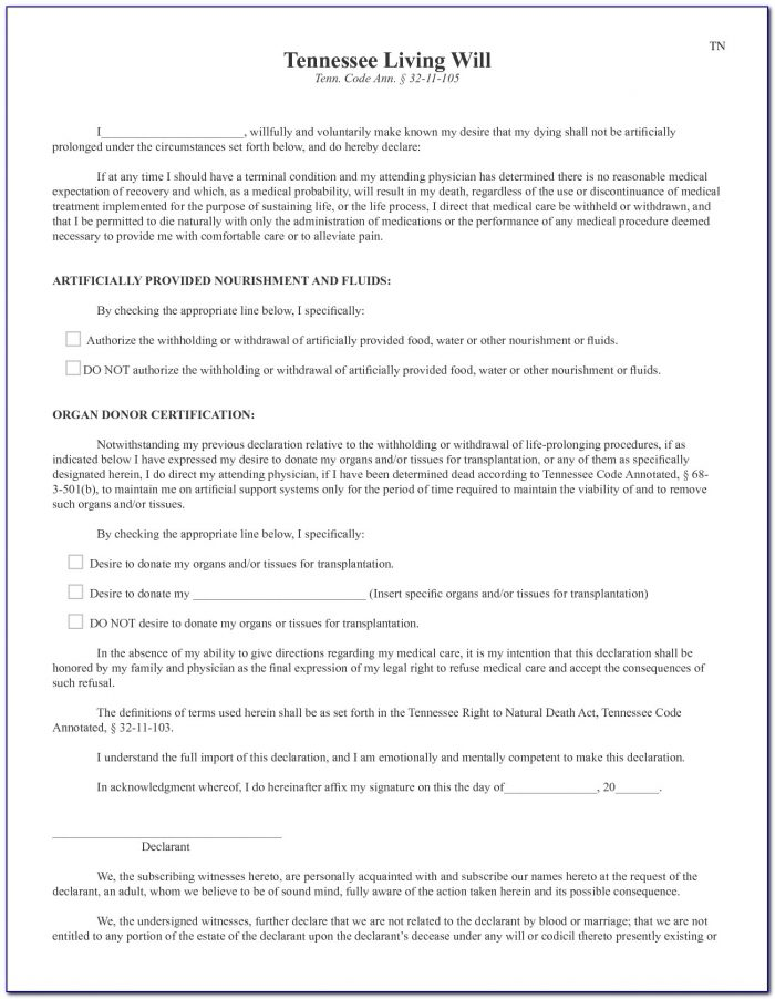 26 Images Of Free Printable Living Will Template | Infovia With Regard To Free Printable Wills