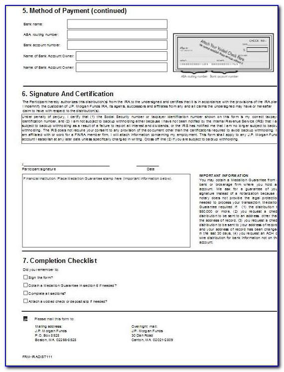 Scottrade Ira Distribution Forms