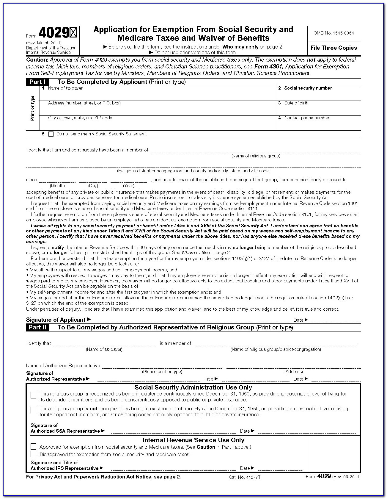 Social Security Disability Application Form Printable