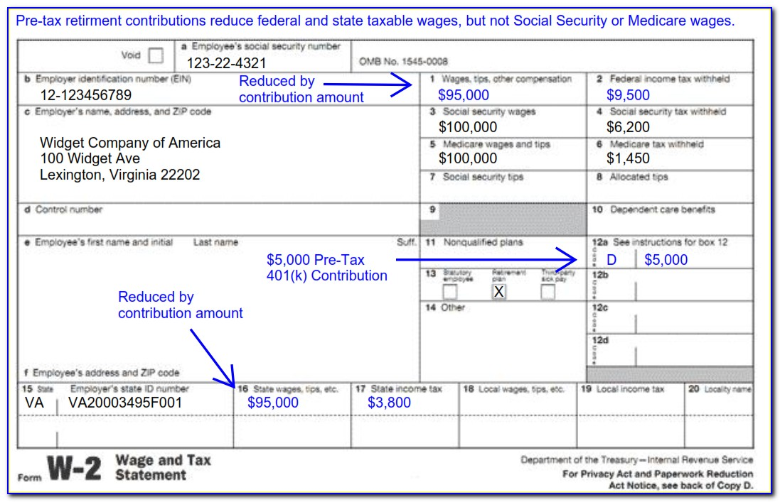 Social Security W2 Forms Online