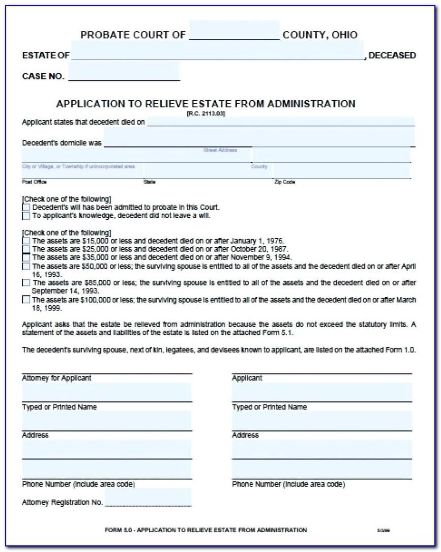 Texas Affidavit Of Heirship For Real Estate Form