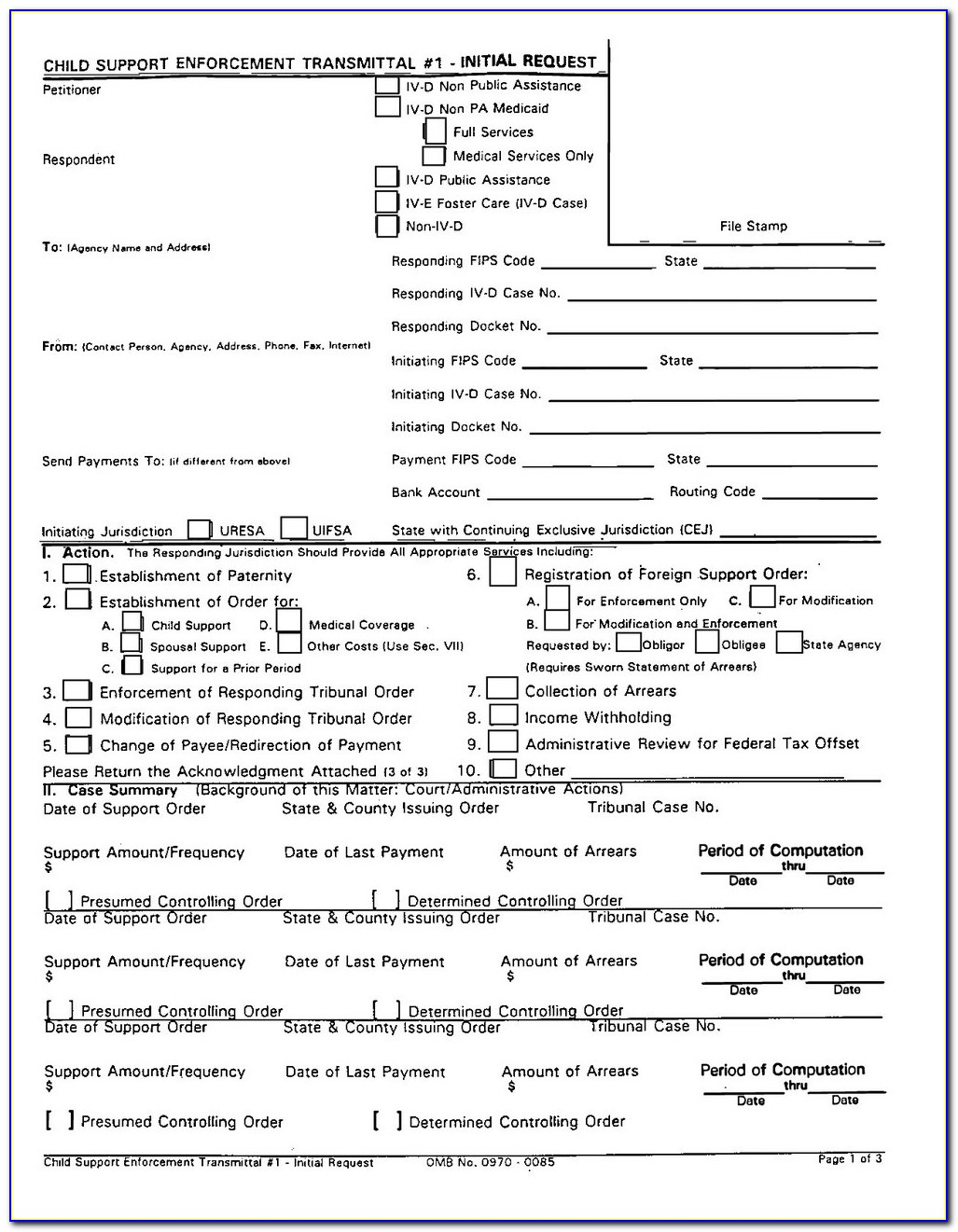 Uncontested Divorce Paperwork In Texas