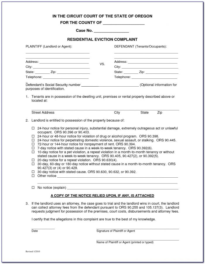 Washington Eviction Kit King County Forms And Instructions