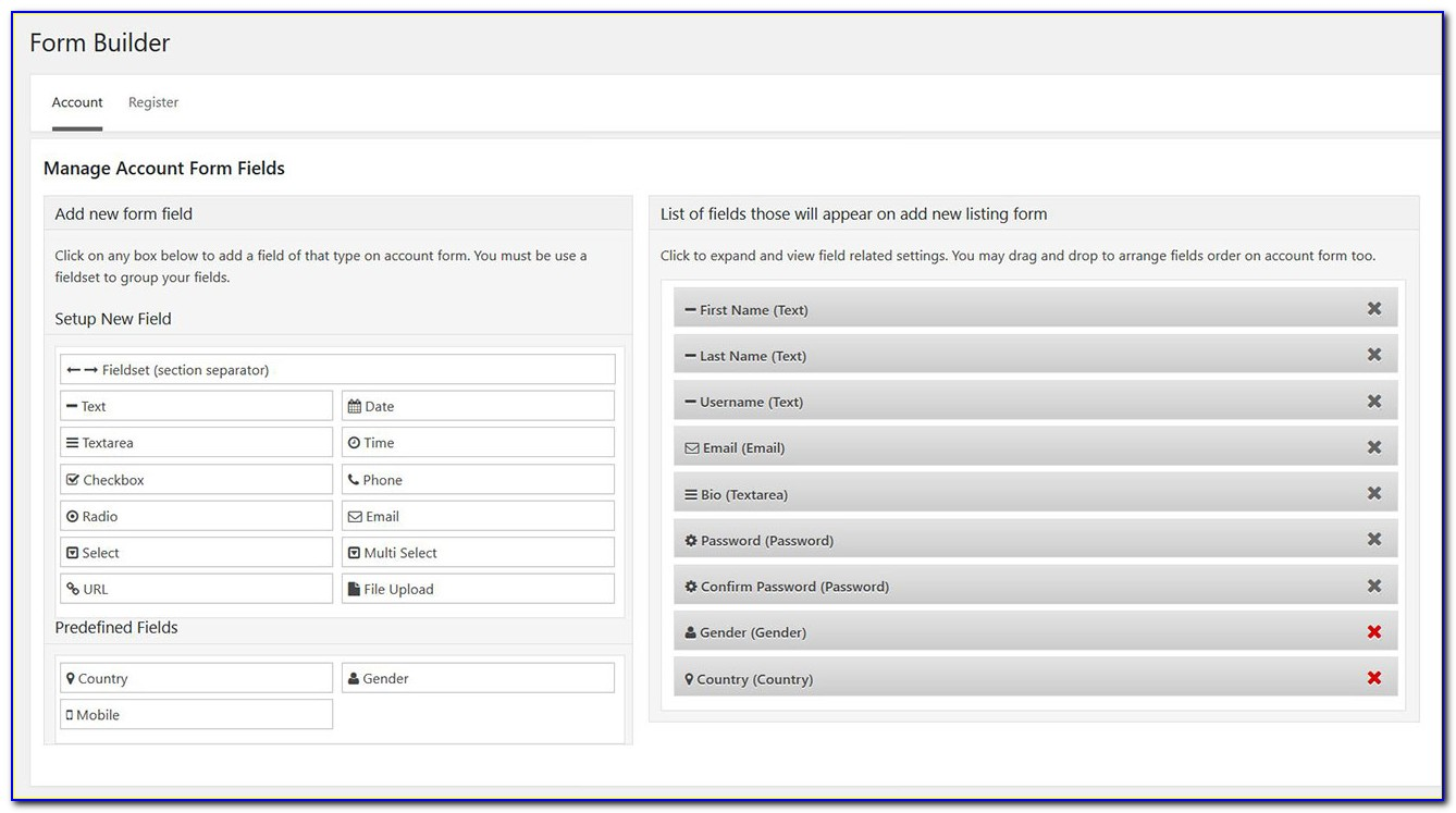 Wordpress Cost Estimation & Payment Forms Builder