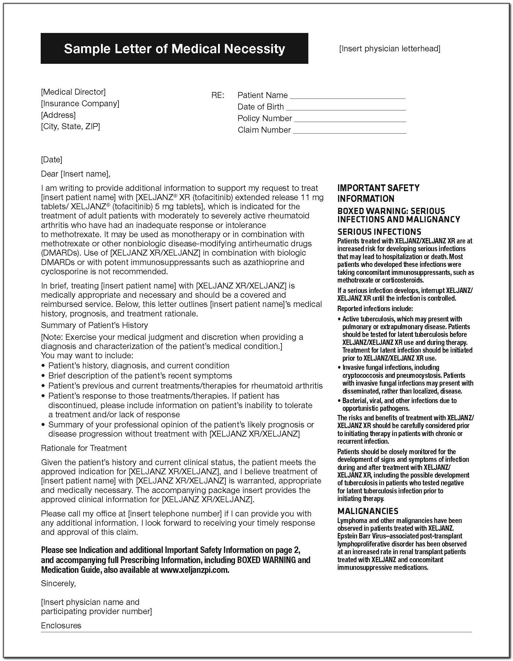 Xelsource Patient Assistance Form