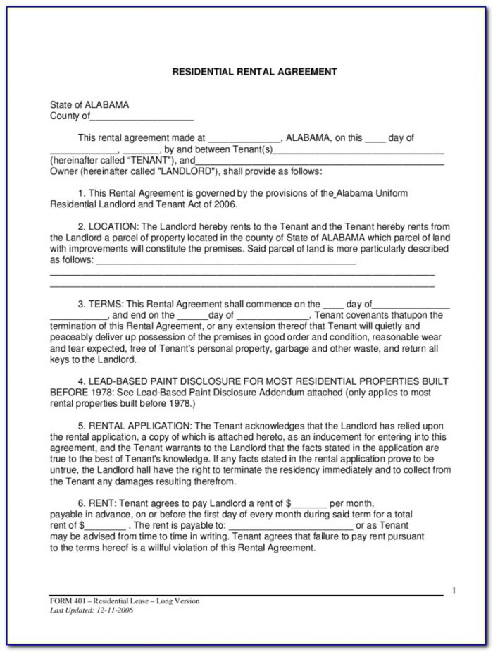 11 Month Rent Agreement Format India