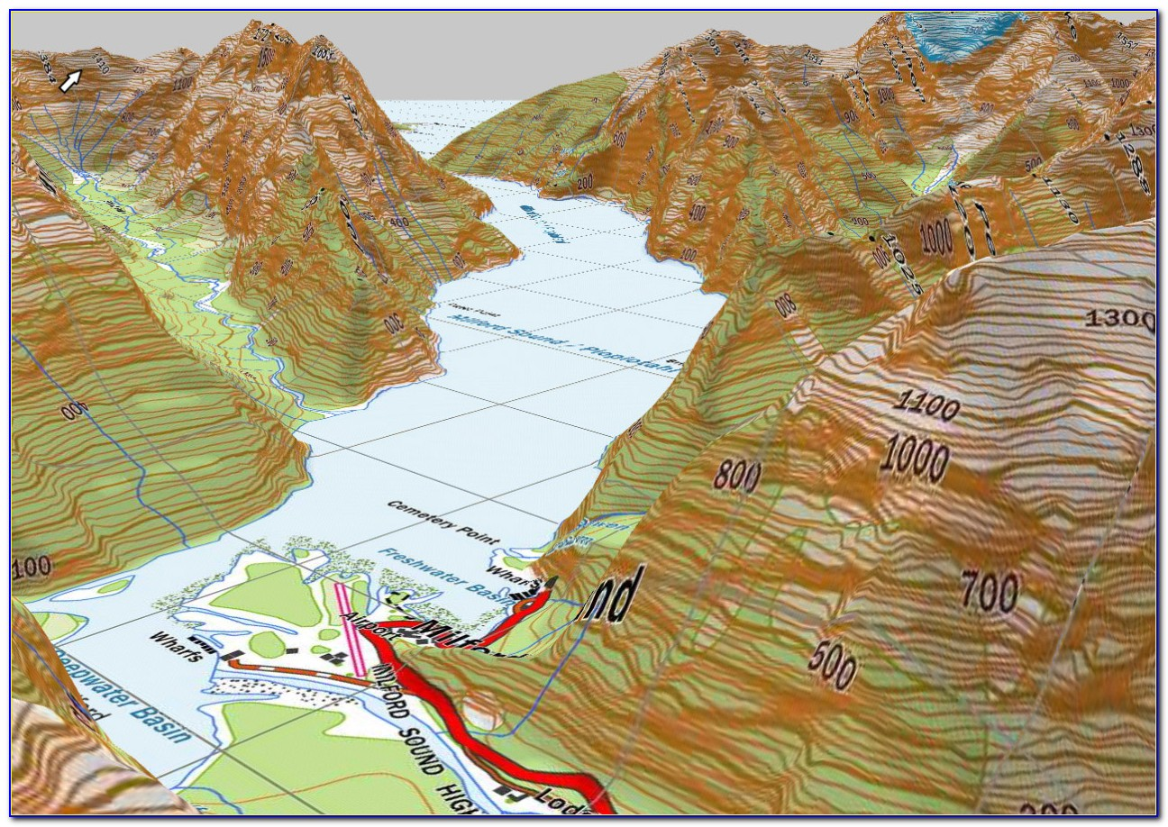 3d Topo Maps For Android