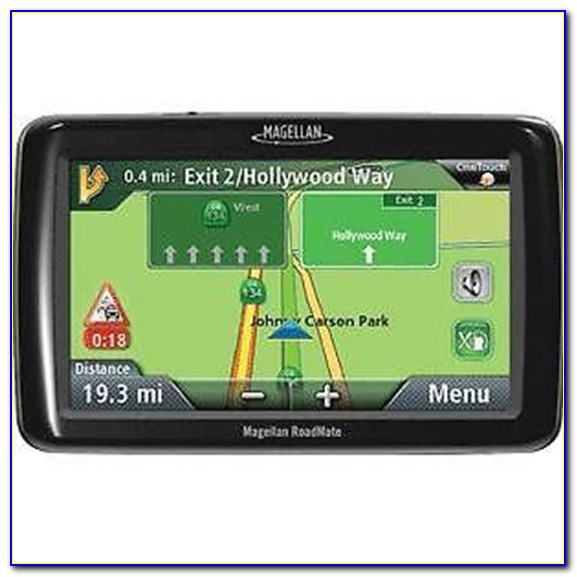 7 Inch Gps With Lifetime Maps And Traffic