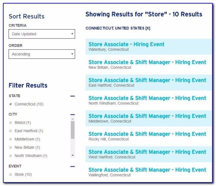 Aldi Job Application Login