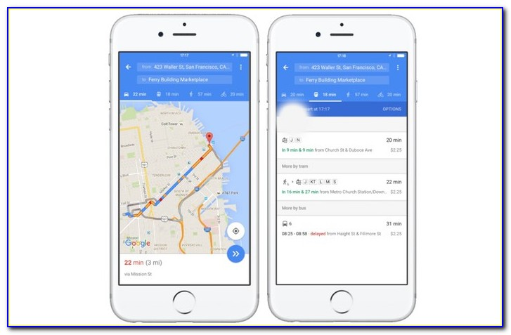 Apple Maps Routing Apps