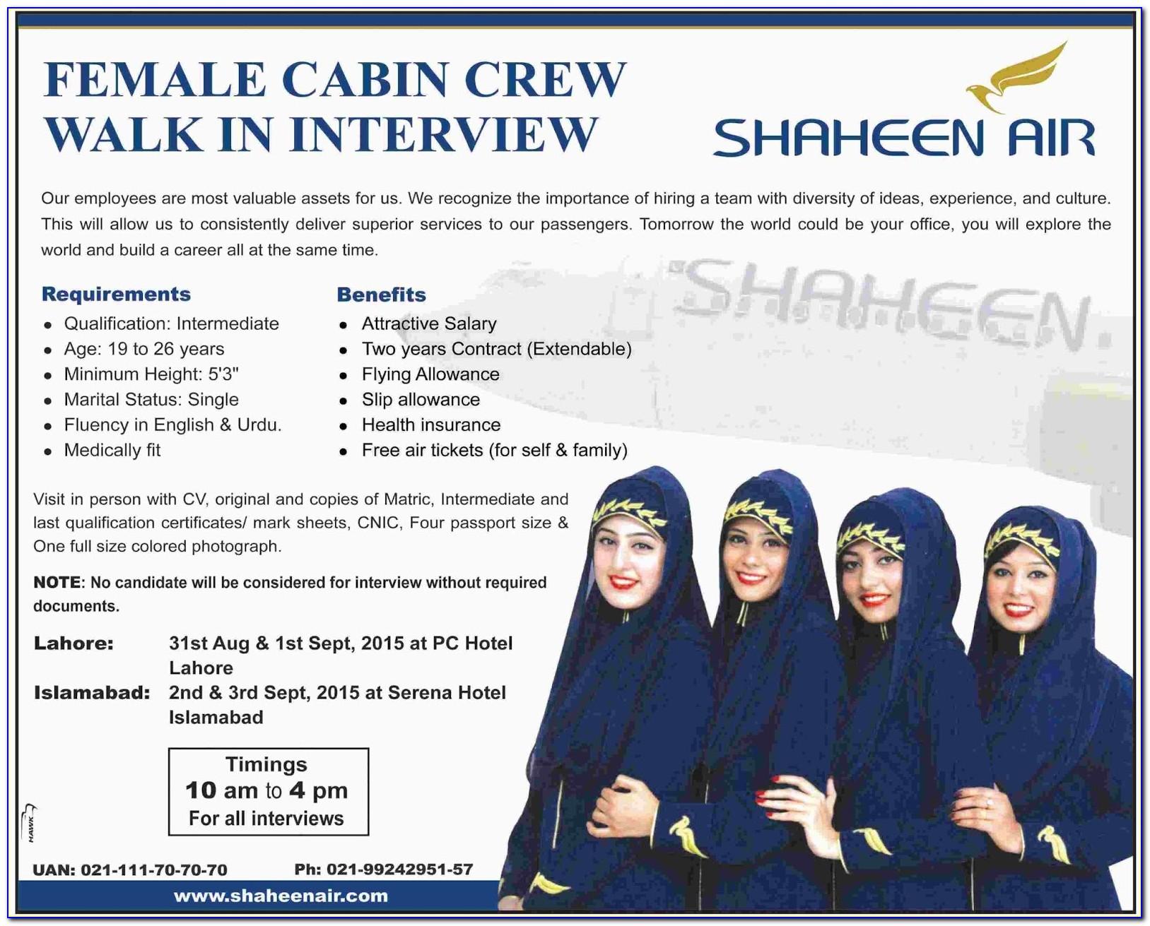 Apply Air Hostess Job Qatar Airlines