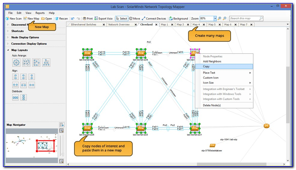 Autocad Map Network Topology