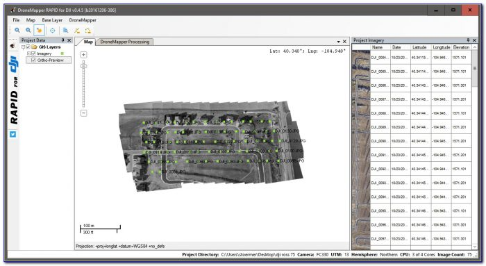 Best Drone Mapping Software Free