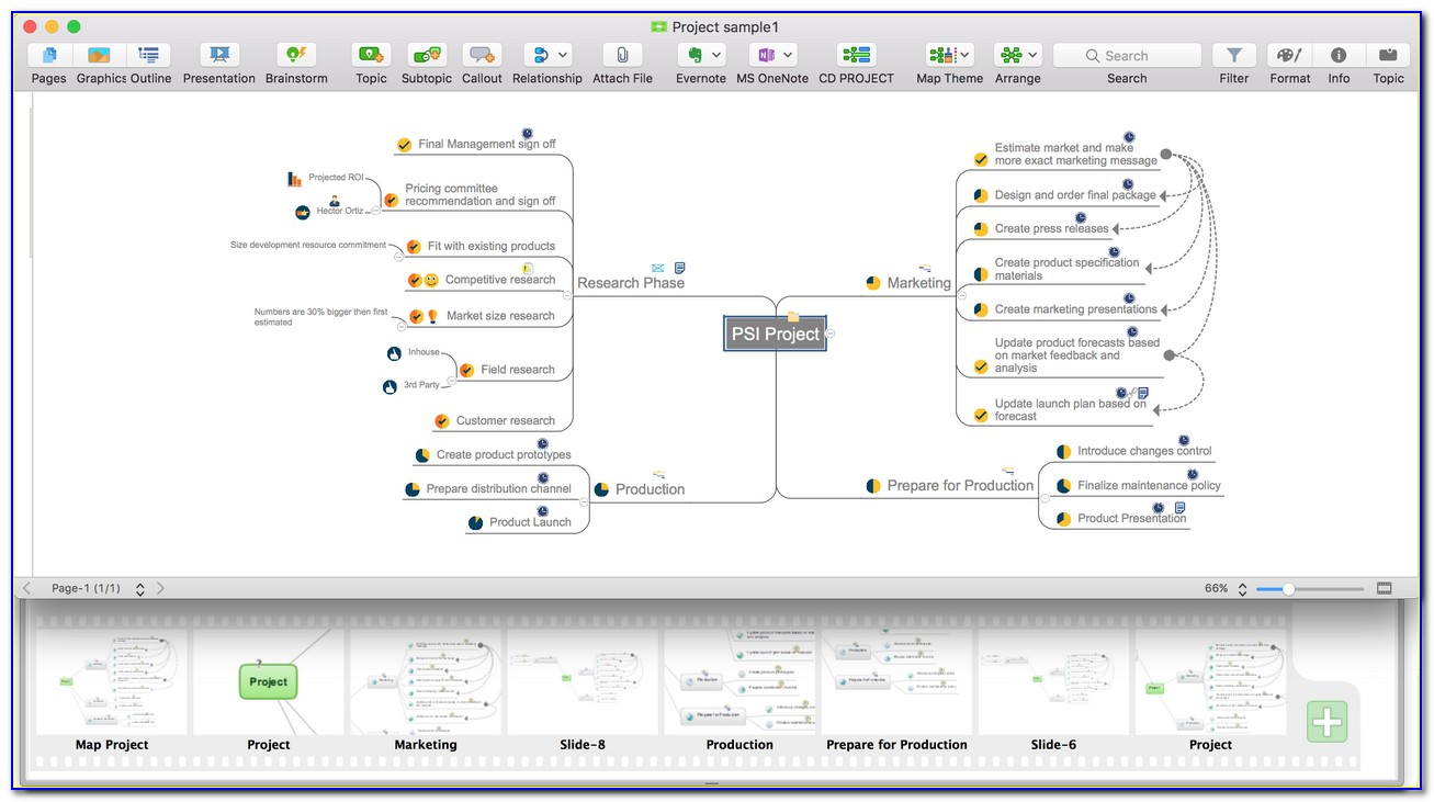 Best Free Mind Mapping Apps For Mac