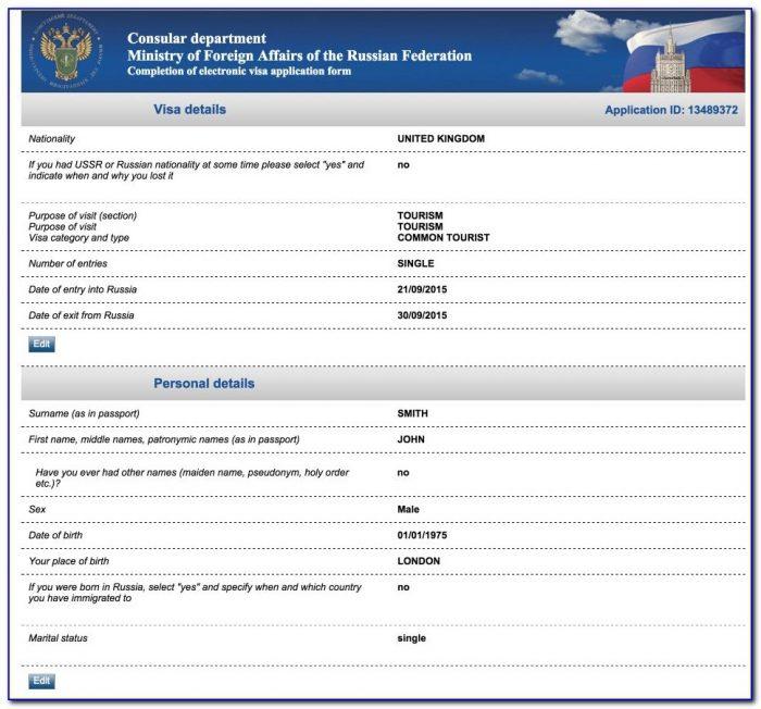 British Passport Application Form Download Uk